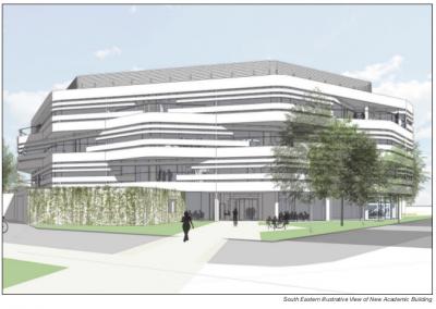 Bournemouth Uni Fusion Building